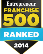 Top 500 listing for Phenix Salon Suites Entrepreneur Franchise