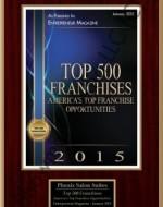 Phenix Salon Suites Top 500 Franchises