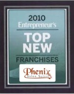 Top Entrepreneur - Phenix Salon Suites