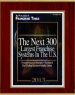 Largest Franchise System