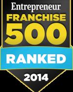 Top 500 listing for Phenix Salon Suites Entrepreneur Franchise